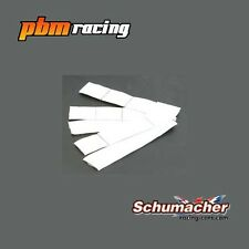 Schumacher RC Double Sided Sticky Servo Tape 30 pieces - U1606