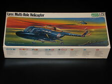 MAQUETTE - LYNX MULTI-ROLE HELICOPTER - FROG -  1/72 - MODEL KIT - HELICOPTERE