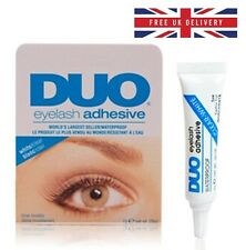 DUO Waterproof Eyelash Adhesive Glue Boxed Clear 9g