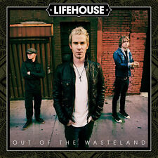 Out Of The Wasteland - Lifehouse (2015, CD NEUF)