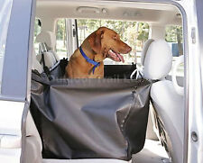 Pet Cradle Car Rear Back Seat Protector Dog Travel Furniture Cover Protect