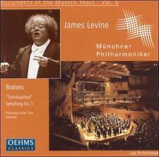Brahms: Schicksalslied; Symphony No. 1, New Music
