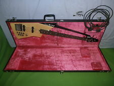 vintage Roland G 77 GR synthesizer bass guitar with case & cable