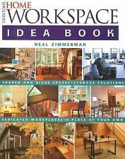 Taunton's Home Workspace Idea Book (Taunton Home Idea Books)-ExLibrary