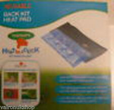 LOWER BACK AND BODY INSTANT HEAT PAD