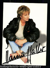 Hanne Haller (+2005) TOP AK Orig. Sign.  +28574
