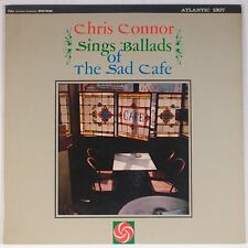 CHRIS CONNOR: Sings Ballads Sad Cafe DONALD BYRD Atlantic DG Jazz LP Burrell