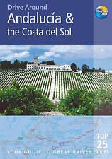Andalucia and the Costa Del Sol (Drive Around),Lyon, David, Harris, Patricia,New