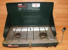Coleman (5430D454) Classic 2000020943NP Two Burner Propane Camp Stove **READ**