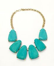 Kendra Scott Teal Harlow Necklace