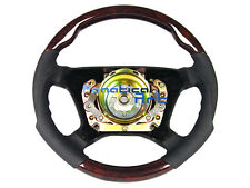 Mercedes W140 S C E SL Class Sport Steering Wheel Wood