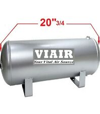 """Viair 91050 4X4 Off Road 5 Gallon Air Compressed Tank, Two 1/4"""" & Two 3/8 Ports"""