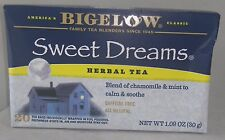 jlim410: Bigelow Sweet Dreams Herbal Tea, 20 Tea Bags cod ncr/paypal