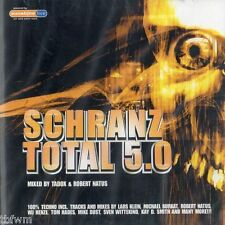 Schranz Total 5 - 2CD MIXED - NEU OVP - TECHNO