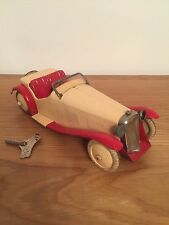 Meccano early vintage voiture