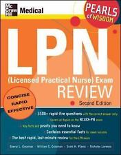 LPN Licensed Practical Nurse Exam Review: Pearls of Wisdom, Second Edition