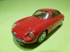 BANG  1:43  ALFA ROMEO SZ  SPRINT ZAGATO  -  IN GOOD CONDITION