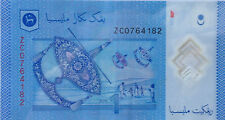 RM1 Zeti sign Replacement Note ZC 0764182