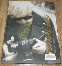 HEO YOUNG SAENG YOUNGSAENG SS501 ETERNAL LIFE 1st SOLO PHOTOBOOK PHOTO BOOK NEW