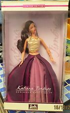 NRFB POUPÉE BARBIE collection collector DESIGNER SPOTLIGHT by KATIANA JIMENEZ