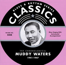 1941-1947 by Muddy Waters-CLASSICS CD NEW