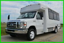 2009 Ford E-450 12 Passenger Shuttle Bus with Handicap Lift!  No Reserve!