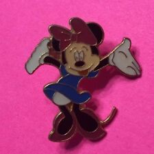 Minnie Mouse with Arms Out, Small Disney Pin (Mini Pin?)