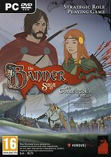 The Banner Saga: The Collector's Edition (PC DVD) BRAND NEW SEALED