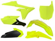 New YZF 250 /450 14-16 Racetech Plastic Kit Motocross Plastics Neon Yellow