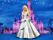 Cake Topper Decoration Mattel Princess Holiday Barbie 25th Anniversary Figure
