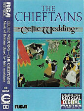 CHIEFTAINS CELTIC WEDDING CASSETTE ALBUM CELTIC BRITTANY IRISH RCA RED SEAL