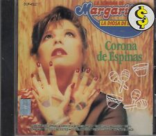 Margarita y su Sonora Corona de Espinas CD New Nuevo Sealed