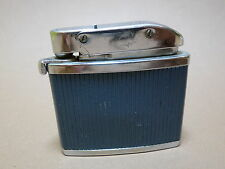 "old lighter ""CONSUL FINA"" Gas - chrome/blue - large - 936"