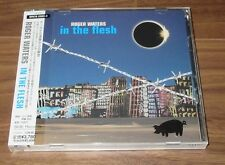 Roger Waters JAPAN PROMO 2 x CD obi In The Flesh PINK FLOYD more in stock!