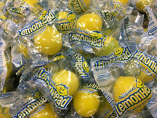 Lemonhead 2 POUND Bulk Classic Sweet and Sour Lemon Candy FREE SHIPPING