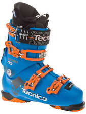 TECNICA Cochise 100 Mens Blue & Orange Free Mountain Ski Boots 29/29.5 BNWOT