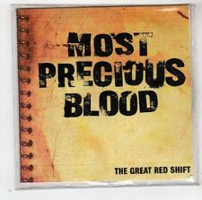 (FV978) Most Precious Blood, The Great Red Shift - DJ CD