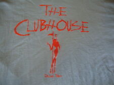 THE CLUBHOUSE Pantera Owned Strip Club Heavy Metal non tour T shirt XL