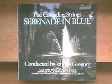 Johnny Gregory & The Cascading Strings - Serenade In Blue (LP) 6870 604