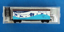 49330 GERBER PRODUCTS 1001  ~ 40' WOOD BOXCAR ~ MTL  MICRO TRAINS N SCALE