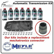 BMW Jaguar Land Rover ZF Meyle Automatic Transmission Gearbox Kit Liqui Moly Oil
