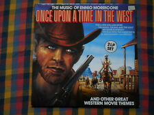 Eddy Star The Music of Ennio Morricone Once upon a time in the West LP - washed