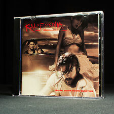 Kalifornia - Original Film Soundtrack - musik cd album