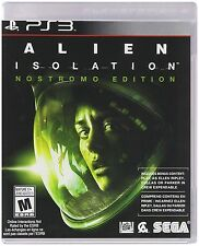 Alien Isolation: Nostromo Edition (Playstation 3 PS3, NTSC, Video Game) New