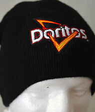 DORITOS Hat Knit Winter Hat Beanie Logo Funny Food Novelty Gift Collectible RARE