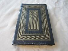 SIGNED FIRST EDITION Easton Press THAT USED TO BE US Thomas Friedman LEATHER OOP