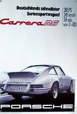 Porsche 911 Carrera RS 1973 Poster /Banner Large 36x50 inches New