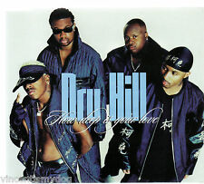 DRU HILL - HOW DEEP IS YOUR LOVE (3 track CD single)