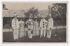 YMCA Collecton, Cardiff, Pierrot Fancy Dress RP Postcard, B596