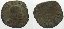 *TRIU* MILANO Carlo II 1665-1700 SOLDINO in Rame